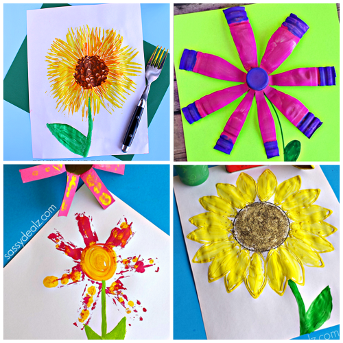 cute spring crafts for kids - Spring Pictures For Kids