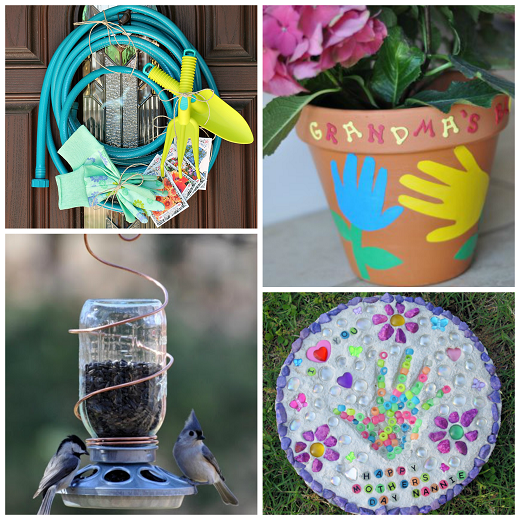 garden design: garden design with diy gift ideas: gardening kit in