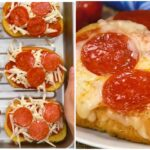 Quick & Easy Texas Toast Pizza Recipe