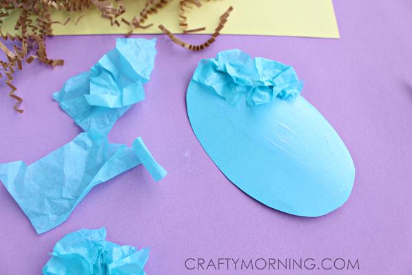 tissue-paper-blue-bird-kids-craft
