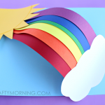 3D-paper-rainbow-kids-craft