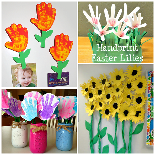 flower amp garden crafts for kids ideas for arts amp crafts