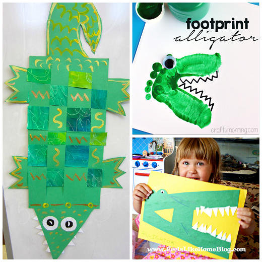 alligator-crocodile-crafts-for-kids-