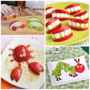 Apple-Tastic Snacks for Kids to Make & Eat!