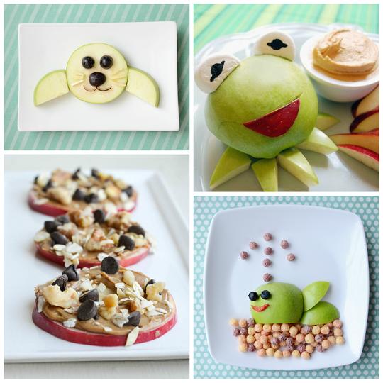 cute-apple-snacks-for-kids-