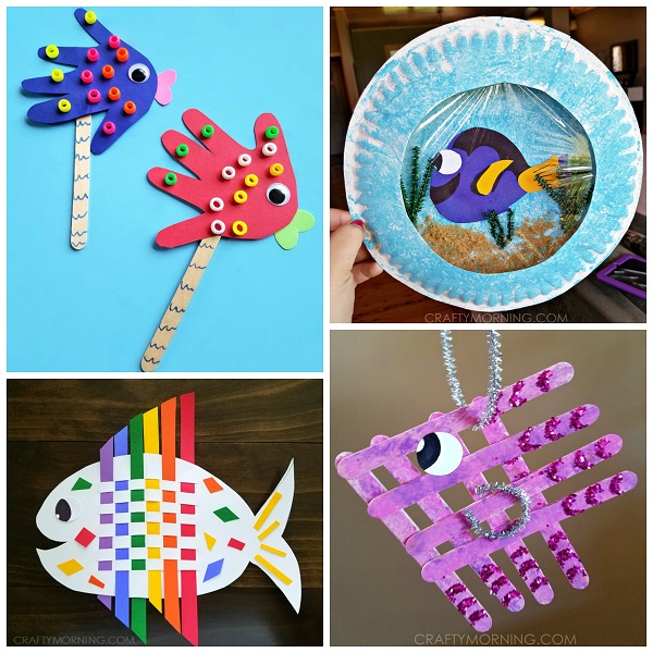 Rainbow Themed Arts And Crafts