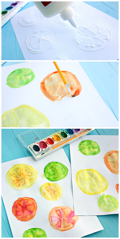 glue-watercolor