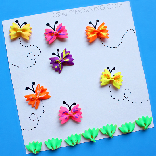 24 Summer Kids Craft Ideas #KidsCraft #CraftIdeas #Hobbycraft