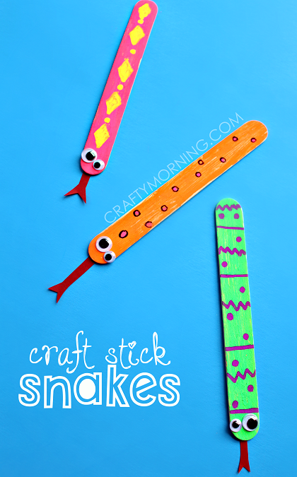 craft-stick-snake-kids-craft
