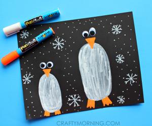 penguins-in-the-dark-kids-craft