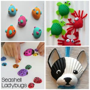 seashell-ocean-crafts-for-kids