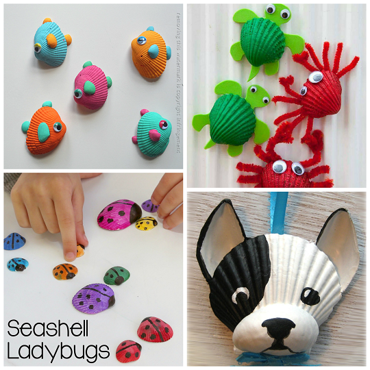 seashell-ocean-crafts-for-kids
