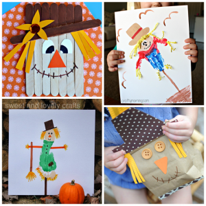 cute-fall-scarecrow-crafts-for-kids