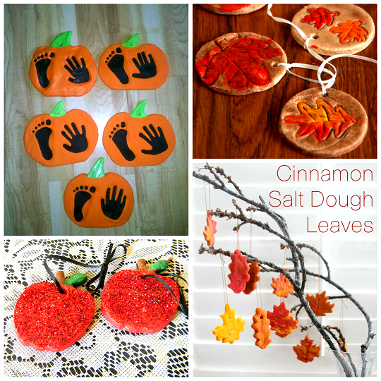 The project possibilities in autumn are endless thanks to Halloween and Thanksgiving. These easy ideas will not only create super-cute fall crafts, but will also make unforgettable memories.