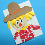 torn-paper-scarecrow-fall-craft-for-kids