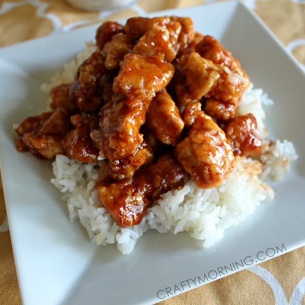 3 ingredient orange chicken sauce recipe crafty morning chinese orange chicken recipe forumfinder Choice Image