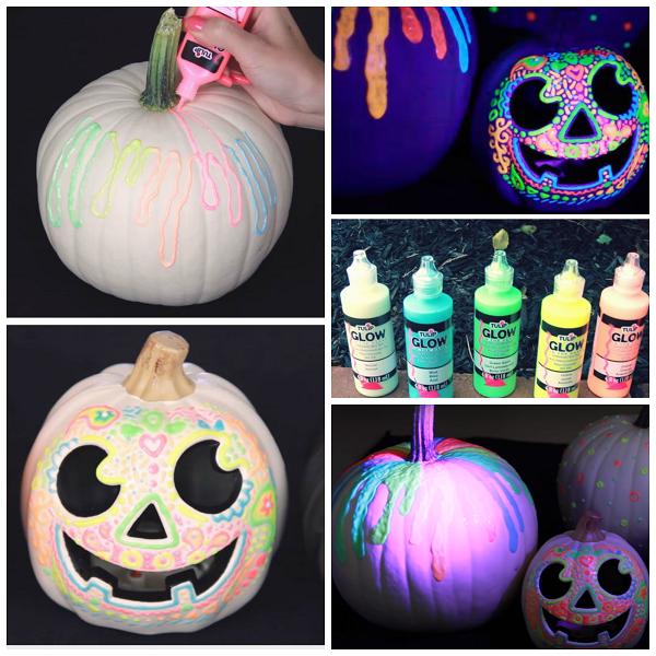 glow-in-the-dark-pumpkins-halloween