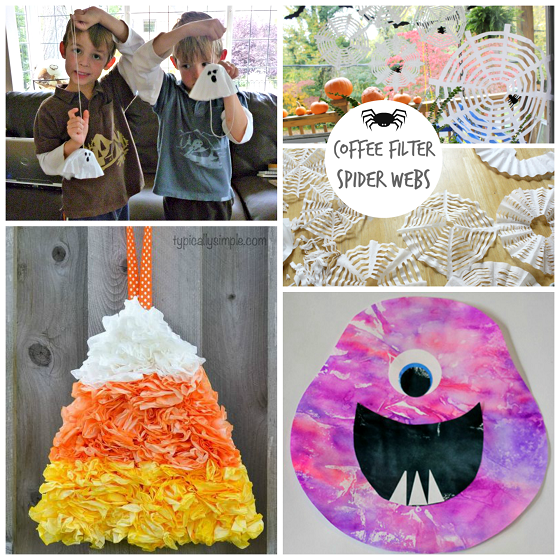 halloween-coffee-filter-kids-crafts