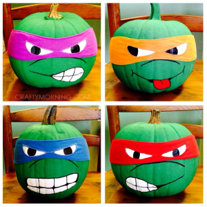 no-carve-ninja-turtle-pumpkins-for-halloween