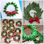 Christmas Wreath Craft Ideas for Kids