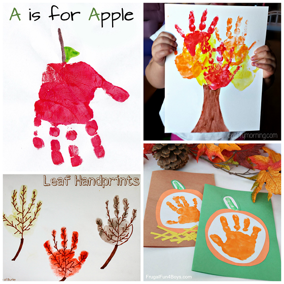 Find and save ideas about Hand print tree on Pinterest. | See more ideas about Christmas tree hand print, Handprint christmas art and Christmas crafts for kids. 19 Adorable Handprint Crafts for Fall - Super-cute and easy handprint crafts for preschoolers and toddlers. This collection covers fall trees and leaves, halloween, thanksgiving and.