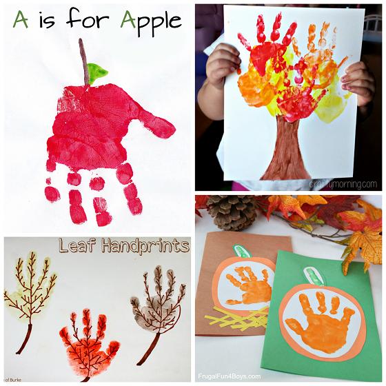 cute-fall-handprint-kids-crafts