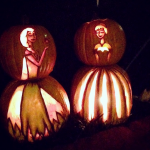 disney-frozen-pumpkins