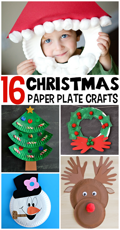 paper-plate-christmas-crafts-for-kids-  sc 1 st  Crafty Morning & Christmas Paper Plate Crafts for Kids - Crafty Morning