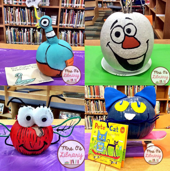 storybook character pumpkin ideas crafty morning rh craftymorning com  ideas for storybook character pumpkins