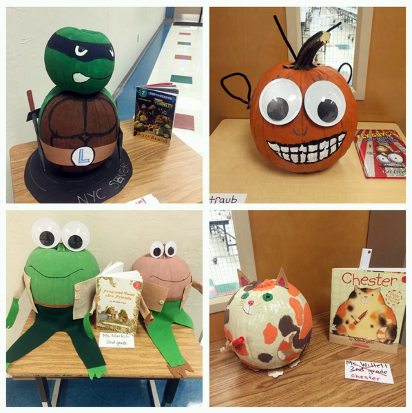 storybook character pumpkin ideas crafty morning rh craftymorning com