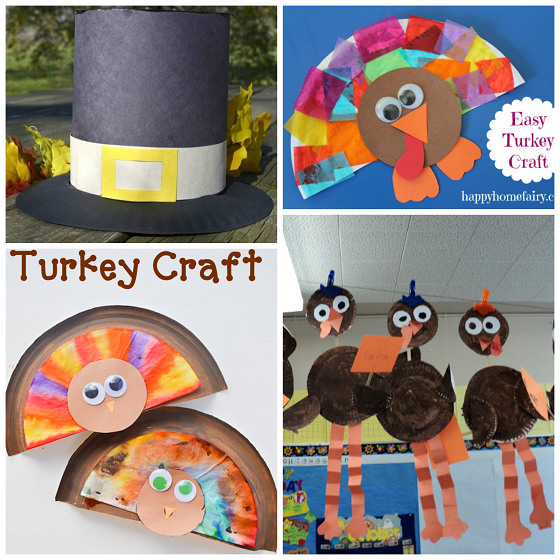 thanksgiving-paper-plate-crafts-for-kids-  sc 1 st  Crafty Morning & Thanksgiving Paper Plate Crafts for Kids - Crafty Morning