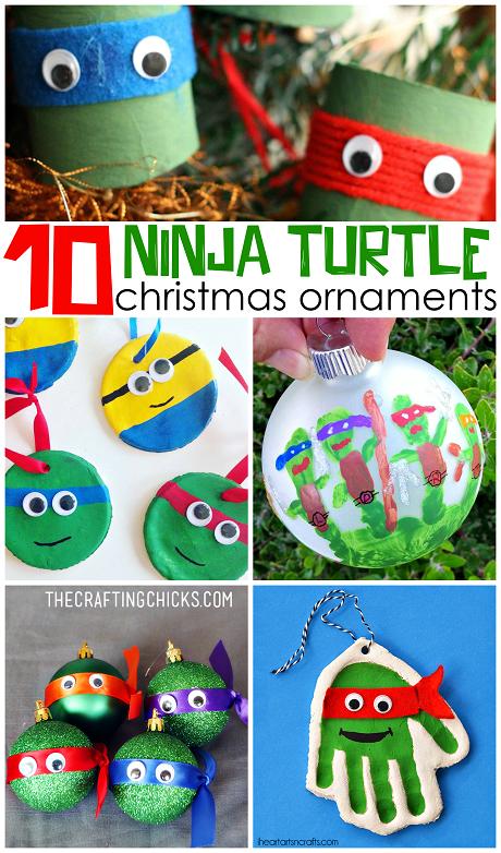 christmas-tmnt-ninja-turtle-ornament-ideas-for-kids