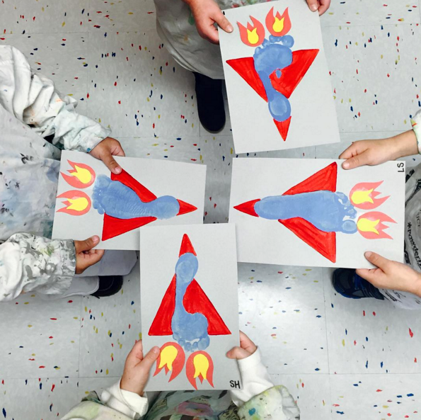 Transportation Themed Crafts For Toddlers