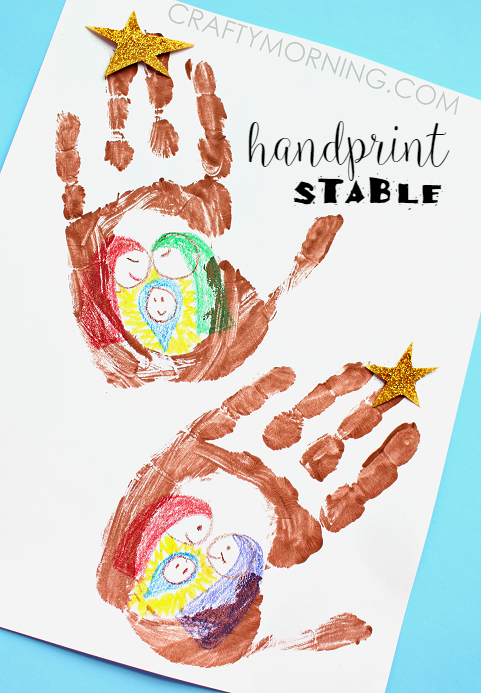 handprint-jesus-stable-christmas-kids-craft-idea-
