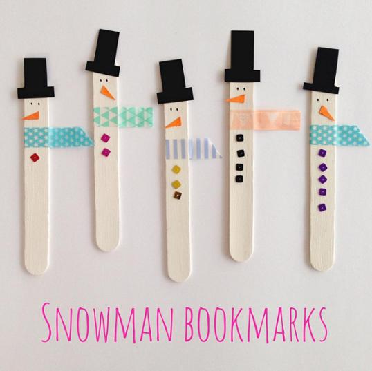 popsicle-stick-snowmen-kids-crafts