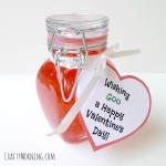 Slime Valentines for Kids (+ Free Printable)