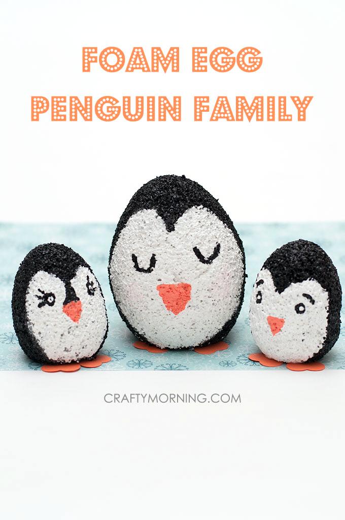 Foam-Penguin-craft-