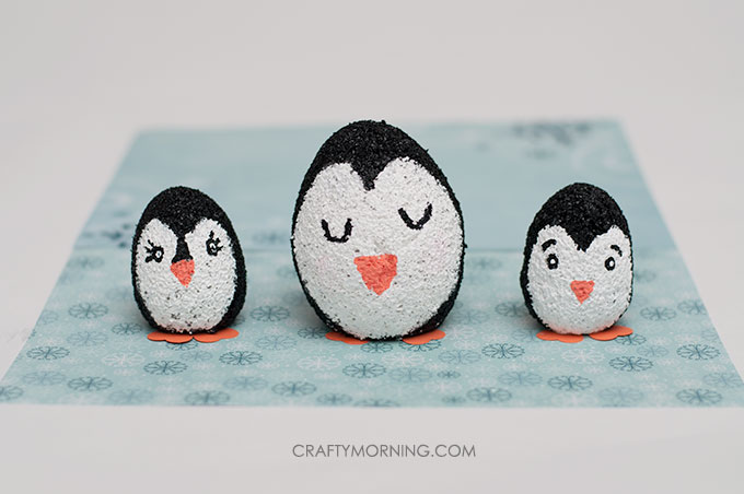 Foam-Penguin-craft