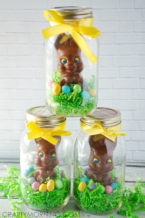 mason-jar-easter-chocolate-bunny-gift