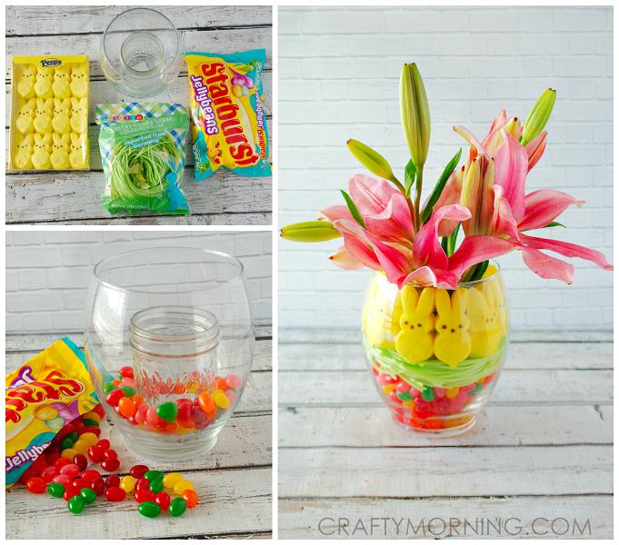 peep-jelly-bean-easter-vase-centerpiece-craft