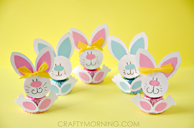 reeses-peanut-butter-cup-easter-bunnies