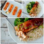 Baked Teriyaki Salmon Recipe