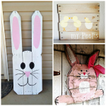 Favorite Wood Pallet Easter Projects