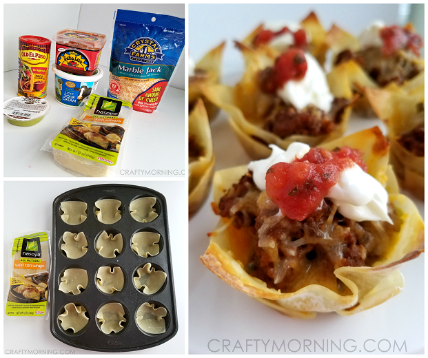 beef-wonton-taco-cups-dinner-recipe