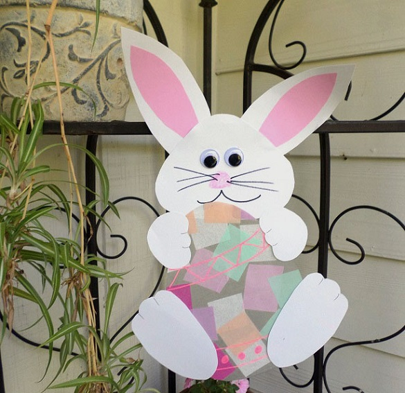 bunny-easter-contact-paper-kids-craft-