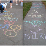 Clever Ways for Kids to Play Hop Scotch