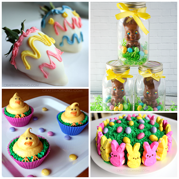 Easter Treat Ideas For Kids