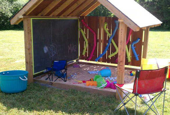outdoor-playhouse-sand-box