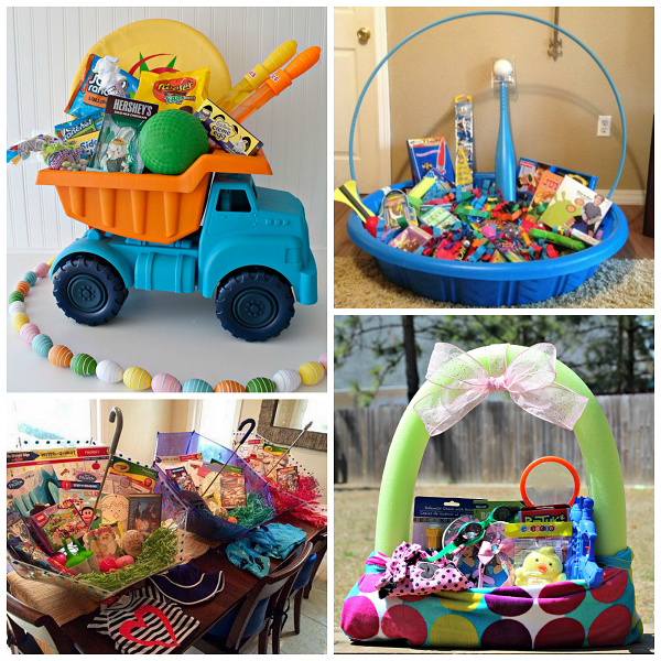 Unique Easter Basket Ideas For Kids
