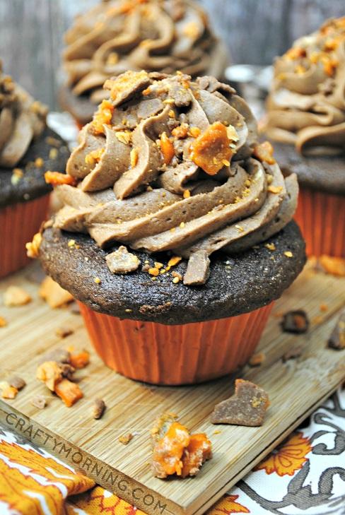 Butterfinger-cupcake-recipe